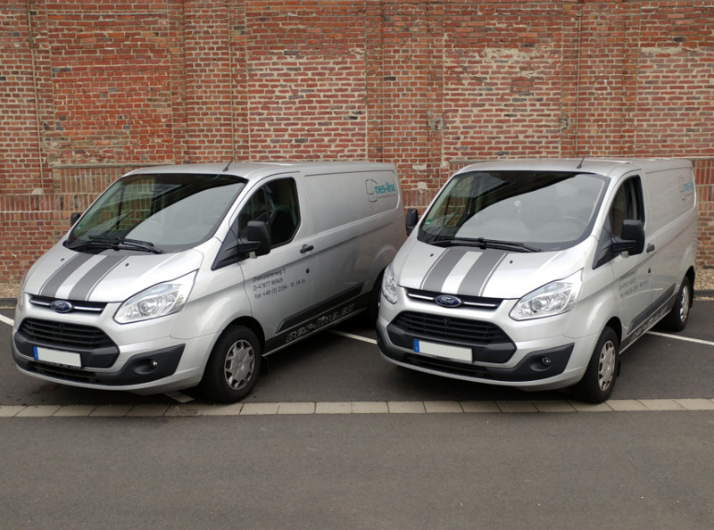 OES Ford Transit